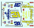 #31 Wrangler 1997 Dale Earnhardt Jr