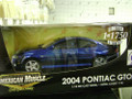 2004 GTO 1/18 blue