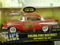 57 Chevy Bel Air/Colma Fire District 1/18 red