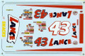 #43 Lance '96 Rodney Combs