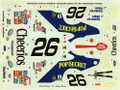 #26 Cheerios 1998 Taurus Johnny Benson