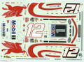 #12 Mobil 1 25th Anniversary 1999 Taurus Jeremy Mayfield