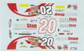 #20 Game Stop 2008 Joey Logano