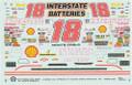 1159 #18 Interstate 1996 Bobby Labonte