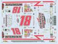 1650 #18 Interstate 2001 Bobby Labonte