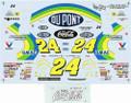 #24 DuPont 1995 Jeff Gordon