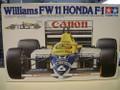 2019 Williams FW-11 Honda F-1