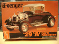 2903 'A'-venger '29 'A' Ford Roadster