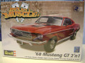 """4215 '68 Mustang GT 2 'n 1 """"Revell Muscle"""""""