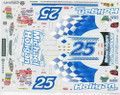 1546 #25 Michael Holigan 2000 Jerry Nadeau