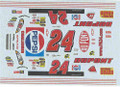 #24 Pepsi Challenger 2009 Jeff Gordon