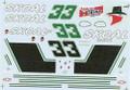 #33 Skoal Monte Carlo 1995 Robert Pressley
