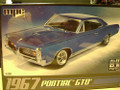 MPC-710 1967 Pontiac GTO