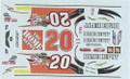 #20 Home Depot 2009 Joey Logano