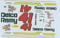 #41 Delco Remy 1993 Johnny Benson Jr