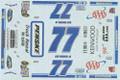 #77 Penske Truck Rental 2009 Sam Hornish Jr