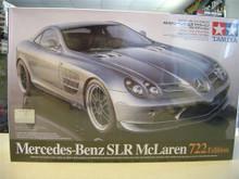 24317 Mercedes Benz Slr Mclaren 722 Edition