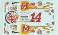 #14 Burger King 2010 Tony Stewart