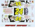 #24 Yellow Ribbon 2009 Jeff Gordon