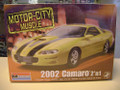 "4273 2002 Camaro 2'n 1""Motor-City Muscle"""