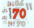 #70 Rumple/Winkle Pontiac JD McDuffie