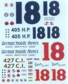 #18 German Mobile Homes 1962 1965 Stick Elliott