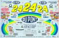 1152 #24 DuPont 1996 Jeff Gordon