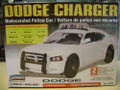 72796 Dodge Charger Undecorated Police Car
