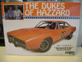 """MPC752/06 The Dukes of Hazzard Big 1/16 Scale """"General Lee"""" Dodge Charger"""
