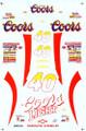 #40 Coors Light 1997