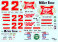 #22 Miller High Life 1983 Bobby Allison