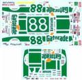 #88 Gatorade 1981-84 Bobby Allison Geoff Bodine Ricky Rudd Rusty Wallace