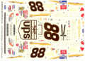 #88 UPS 2002 Dale Jarrett