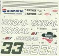 #33 Skoal 1993 Harry Gant
