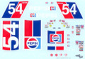 #54 Pepsi Laguna Lennie Pond