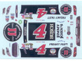 #4 Jimmy Johns 2016 Kevin Harvick