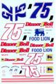 #75 Dinner Bell Oldsmobile Rick Wilson