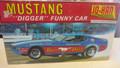 "GC-2100 Mustang ""Digger"" Funny Car"