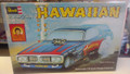 0788 Roland Leong's Hawaiian Extra Large Scale 1/16 scale Charger Funny Car