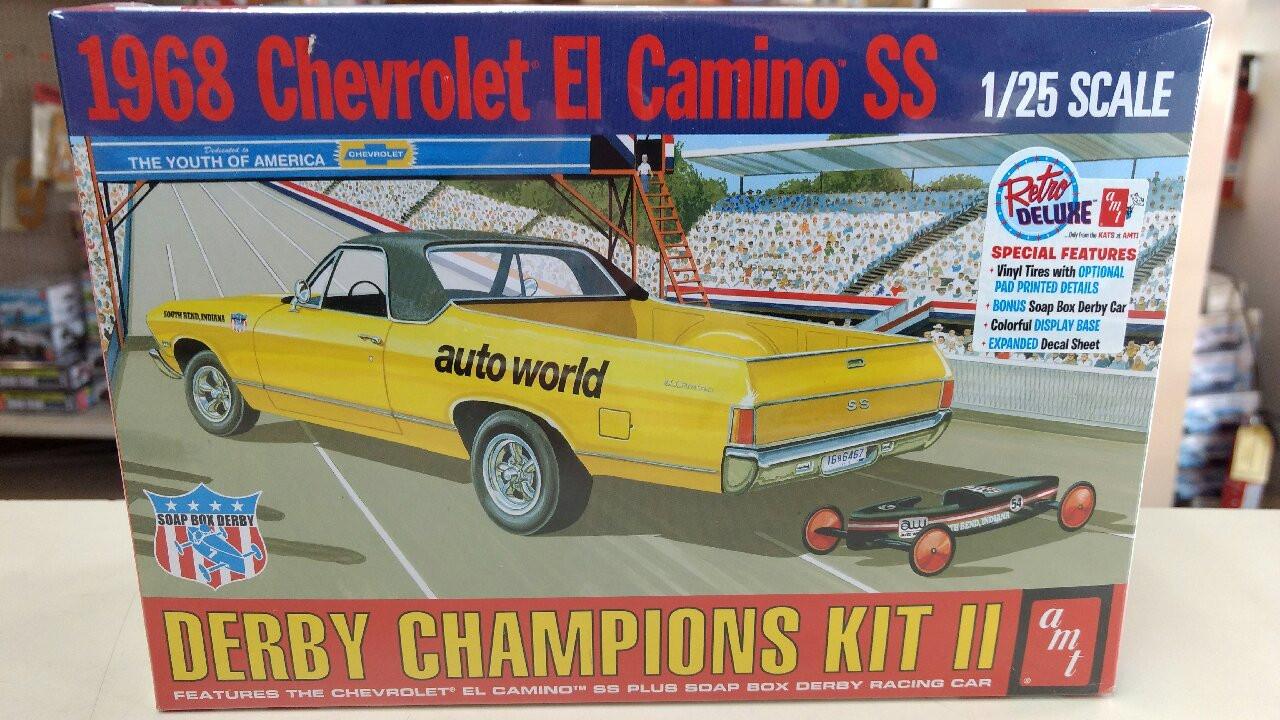 1018 1968 chevrolet el camino ss southern motorsport hobbies 1018 1968 chevrolet el camino ss