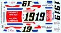 #19 Belden Asphalt 1977 Dale Earnhardt