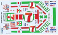 WW104 #7 7-Eleven 1983 Kyle Petty