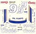 #9 Coors 1989 Thunderbird Bill Elliott