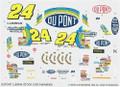 #24 DuPont 1993 Jeff Gordon