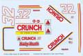 #32 Nestles Crunch Dale Jarrett