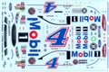 271 #4 Mobil 1 2017 Fusion Kevin Harvick