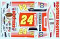 265 #24 Hooters 2017 Chase Elliott