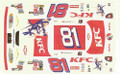 #81 KFC Dale Earnhardt Jr