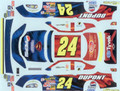 #24 DuPont Superman Monte Carlo Jeff Gordon