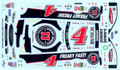 291 #4 Jimmy John's 2018 Kevin Harvick